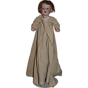 Antique Doll Baby Hilda Character Kestner 245 In Old Clothing