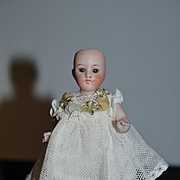 Antique Doll Miniature All Bisque Kestner 150 Dollhouse