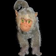 Vintage Steiff Monkey Minature Doll Friend