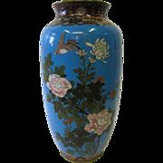 Cloisonne' Vase