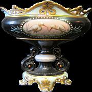 Vintage Victorian (Style) Centerpiece