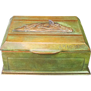Bronze Trinket Box