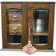 Vintage Oak Humidor