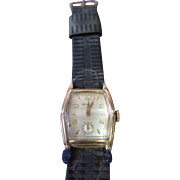 Vintage circa 1940's Men's Wrist Watch
