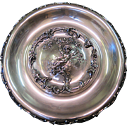 Vintage Sterling Silver Compote