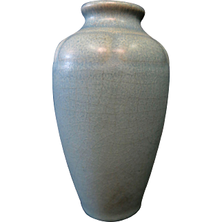 Vintage Rookwood Pottery Vase (1917)