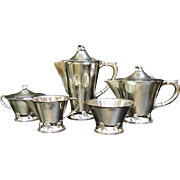 Vintage American Sterling Silver Tea/Coffee Service