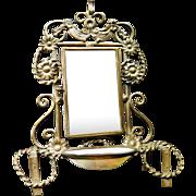 Vintage Miniature Victorian Vanity