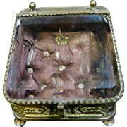 Vintage Victorian Watch Holder