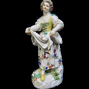 Vintage 19th Century Meissen Figurine