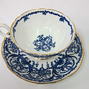 Coalport bone china cup & saucer