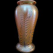 Vintage Durand Art Glass Vase, circa 1925
