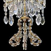 Vintage Candelabra Lamp