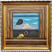 Optimist 3, Contemporary art by American artist James Carter