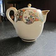 Miniature Satsuma teapot