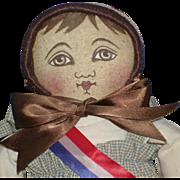 Emma Columbian Centennial Cloth Doll Rappahannock Rags UFDC