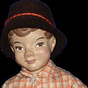 Helen Kingsbury Little Scholar Character Doll 1961