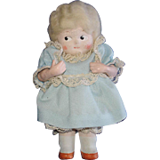 """5"""" Composition Googly Kewpie Carnival Type Doll 1920's-on"""