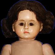 "16"" Bebe Tout en Bois Wooden Doll Germany 1900-1914 - Red Tag Sale Item"