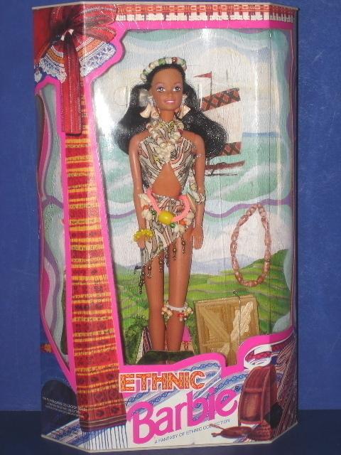 Ethnic Mangyan Barbie Doll 1994 Richwell Mib Philippines Sold On Ruby Lane