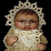 Susan Fosnot AA Sadie Clothespin Doll 2004 Rare!