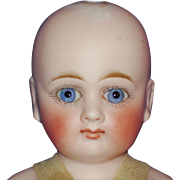 "13.5"" Belton Type CM Bisque Shoulder Head German Fashion Doll 1875-on"