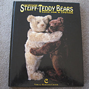 Book - Steiff Teddy bears - Jurgen and Marianne Cieslik