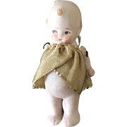All bisque Kewpie doll