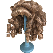 """Vintage wig with ringlets 12"""""""