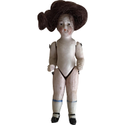 "3"" all bisque doll German"