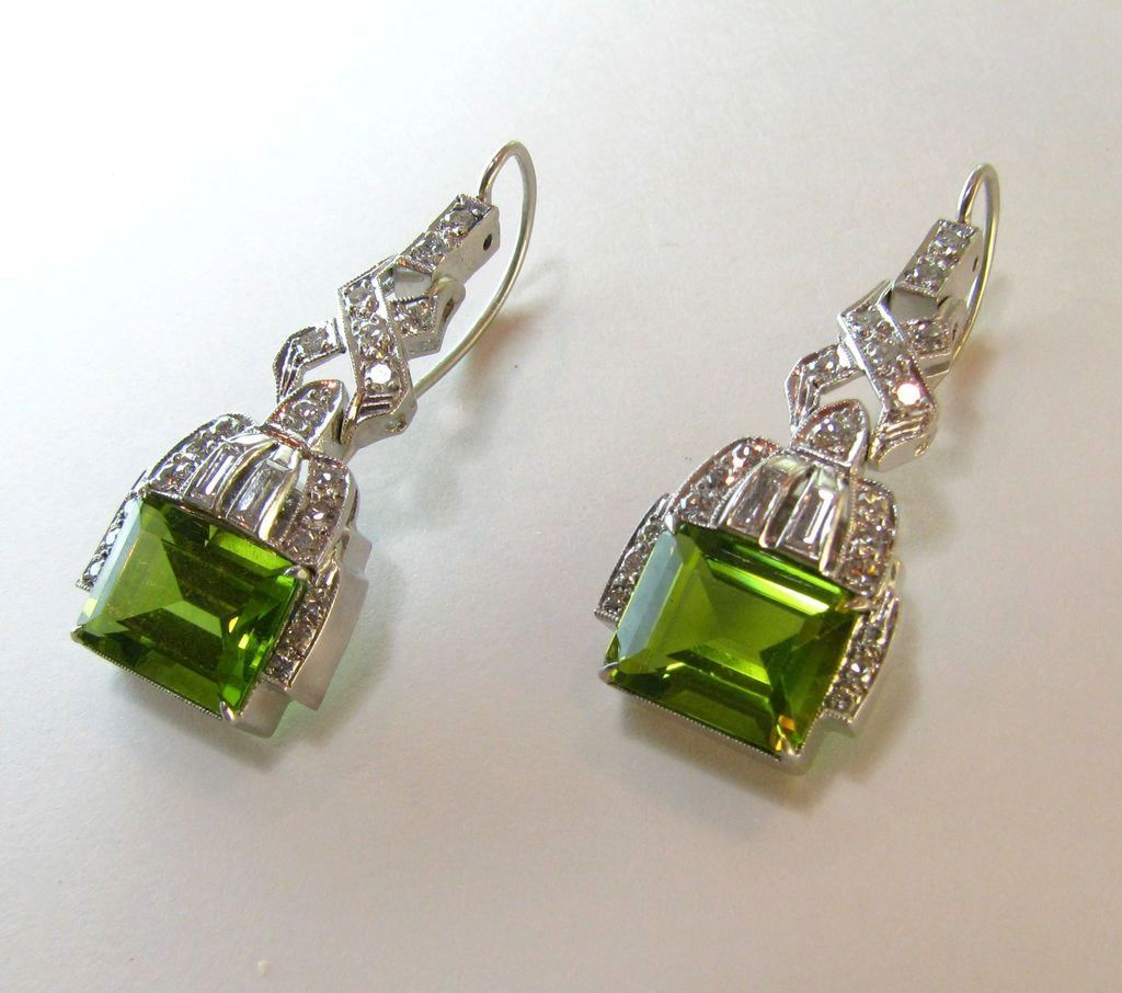 amazon earrings peridot jewelry silver sterling oval dp stud com