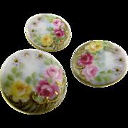 Porcelain Victorian Buttons