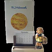 Hummel Sister Perpetual Calendar 788/B With Box