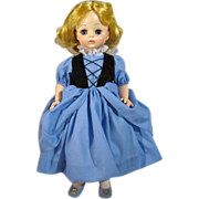 Madame Alexander Goldilocks with Original Box