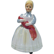 Royal Doulton Figurine The Rag Doll HN 2142