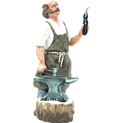 Royal Doulton Figurine The Blacksmith HN 2782