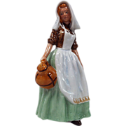 Royal Doulton Figurine The Milkmaid HN 2057A
