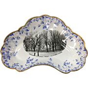 Wileman Shelley Souvenir Dish