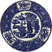 "Spode Copeland China England 9"" Dinner Plate"