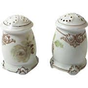 Old Ivory Empire Salt & Pepper Shakers