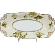 Old Ivory Empire Celery Dish
