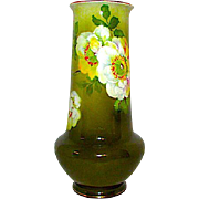 Royal Bonn Hand Painted Porcelain Vase