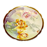Limoges Coronet Charger/Decorative Plate