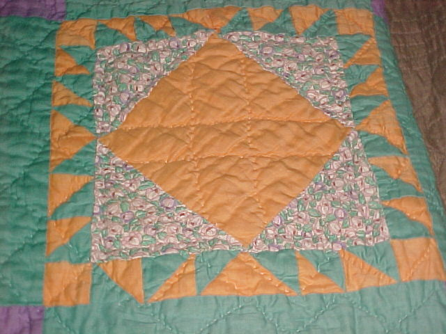 Hand Sewn Quilt Virginia C.1940's with Provenance from ...