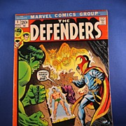 Magazine Management Company Inc- 1972 Vol. 1 # 1- The Defenders Comic Book