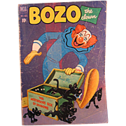 Dell Publishing Co. Inc. #3 1951 Bozo the Clown Comic Book