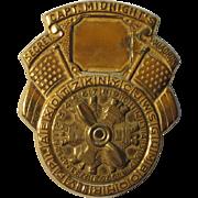 1940' Capt. Midnight's Decoder Badge