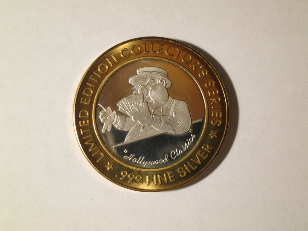 1996 Grand Casino Collector's Coin