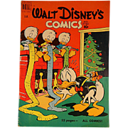 Dell Comic-Walt Disney's Comics-Donald Duck Vol. 11 #4 1951