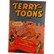 Terry-Toons Comics- Mighty Mouse Vol. 1 #68 1948